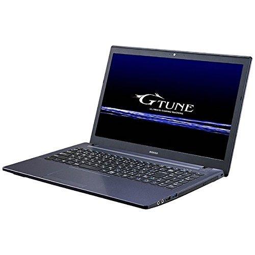 S#【中古】マウスコンピュータ 15.6型ゲーミングノートPC [Win10 Home・Core i7・SSD 120GB/HDD 1TB・メモリ8GB] G-tune …