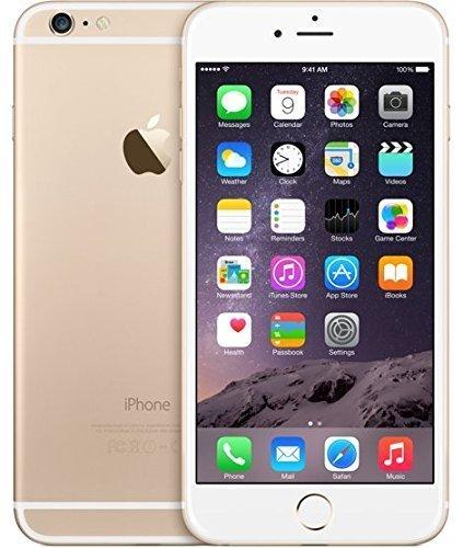 S#【中古】Apple iPhone 6 Plus 64GB ゴールド 【softbank 白ロム】MGAH2J