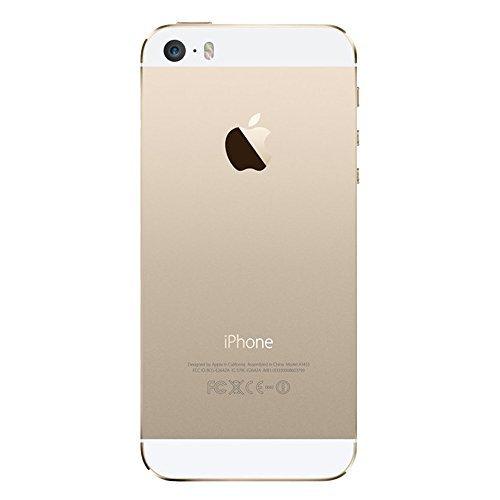 S#【中古】iPhone 5s 32GB docomo [ゴールド]