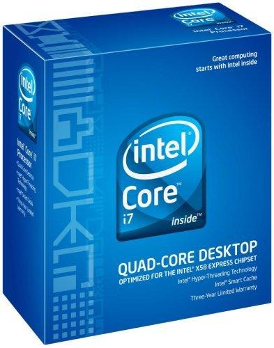 S#【中古】インテル Boxed Intel Core i7-940 2.93GHz 8MB 45nm 130W BX80601940