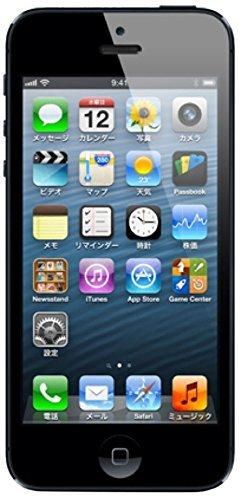 S#【中古】iPhone 5 64GB SoftBank [ブラック&スレート]
