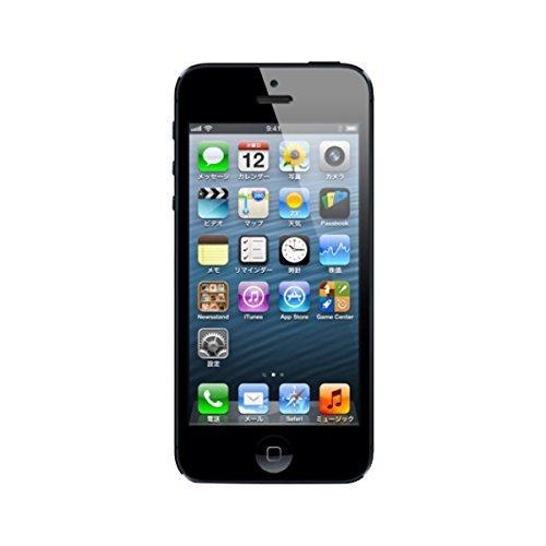 S#【中古】iPhone 5 16GB SoftBank [ブラック&スレート]