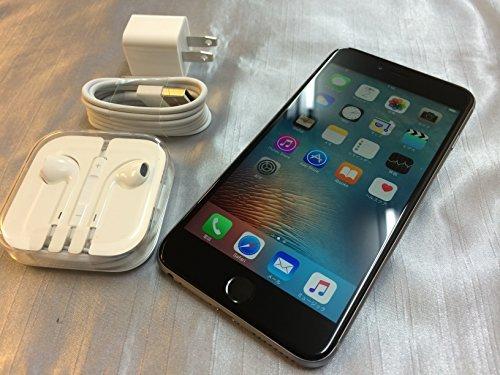 【docomo】 iPhone 6s Plus (128GB, スペースグレイ)【中古品】
