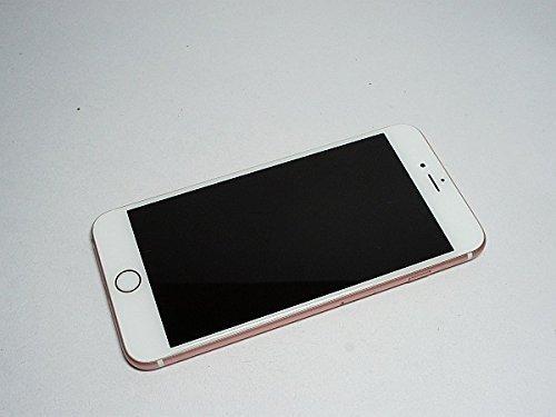 S#【中古】au APPLE iPhone 6s Plus 128GB MKUG2J/A ローズゴールド
