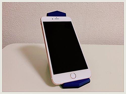 S#【中古】【docomo】 iphone 6s plus A1687 (16GB, ローズゴールド) MKUJ/A