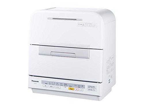 B#【中古】パナソニック 食器洗い乾燥機(ホワイト)Panasonic NP-TM8-W