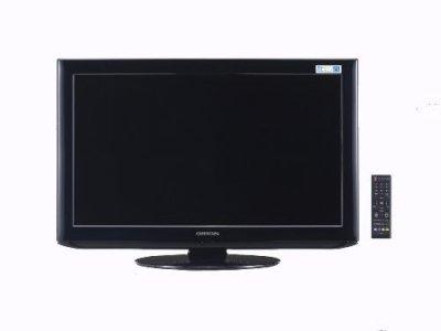 オリオン 32V型 3波(地上・BS・110度CSデジタル) フルハイビジョン液晶テレビ DIL32-B1【中古品】
