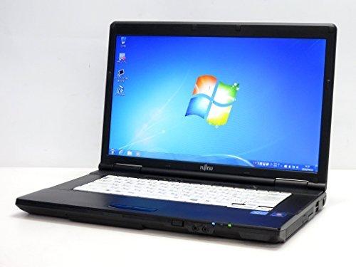 B#【中古】FUJITSU 富士通 LIFEBOOK A561/C Core i5 4GB 160GB DVDスーパーマルチ 15.6型液晶 Windows7 Professional パソコン…