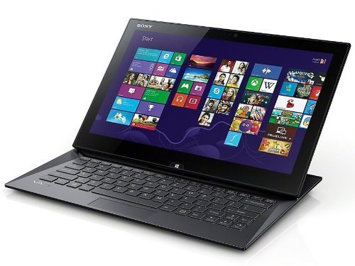 B#【中古】SONY VAIO Duo 13 SVD1322A1J (Win 8.1/Ci7-1.8GHz/メモリ-8GB/SSD-256GB/13.3インチ/リカバリDtoD/Office20…