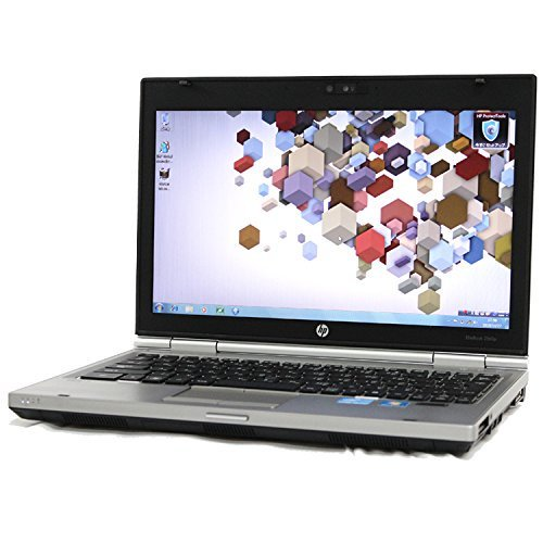 B#【中古】HP EliteBook 2560p Core i5 4GB 250GB 12.5型 無線LAN Windows7 パソコン ノートパソコン