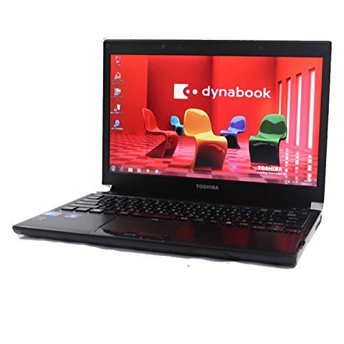 B#【中古】東芝 TOSHIBA dynabook R732/F Core i5 4GB 320GB 13.3型液晶 DVDスーパーマルチ Windows7 Professional 64bi…