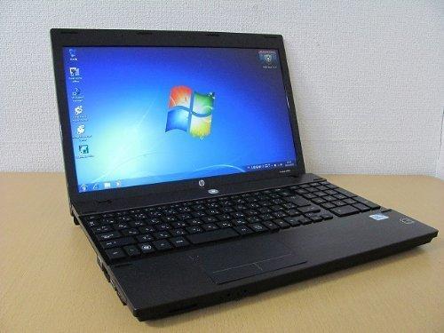 B#【中古】【ノートパソコン】hp Probook 4520s/Corei3/2G/250G/15.4インチLEDワイド液晶/無線LAN/DVDマルチ/リカバリ/Windows7 P…