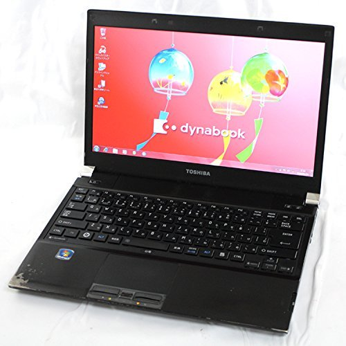 B#【中古】TOSHIBA 東芝 dynabook R731/C Core i5 4GB 250GB 13.3型液晶 Windows7 Professional 64bit 無線LAN パソコン…