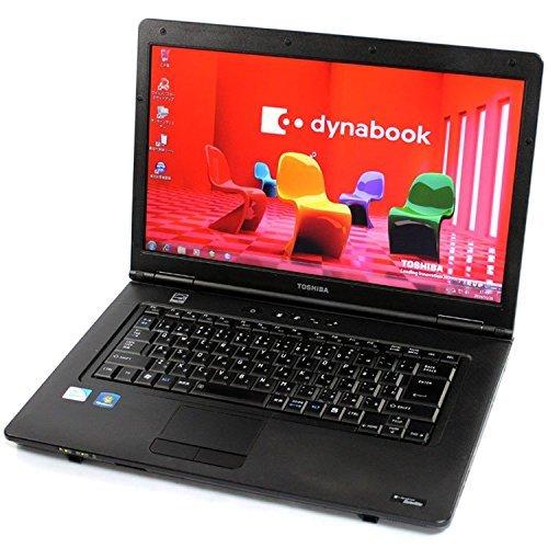 B#【中古】東芝 TOSHIBA dynabook Satellite L35 220C/HD Celeron 2GB 160GB DVDスーパーマルチ 無線LAN 15.6型液晶 Window…