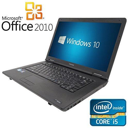 B#【中古】【Microsoft Office2010搭載】【Win 10搭載】TOSHIBA Satellite B551/D/新世代 Core i5 2.5GHz/メモリ4GB/HDD250…