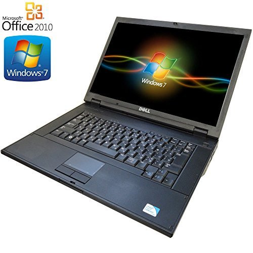 B#【中古】【Microsoft Office2010搭載】【Win7 搭載】DELL E5500/新世代Celeron 2.0GHz/メモリ2GB/HDD80GB/DVDドライブ/大画面15イ…