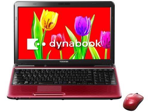 B#【中古】東芝 ノートパソコン dynabook T451/58ER(Office H&B搭載) PT45158EBFR