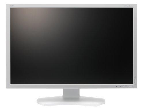 B#【中古】NEC 29.8型液晶ディスプレイ(白) LCD-PA301W