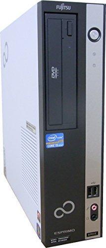 B#【中古】パソコン デスクトップ 富士通 ESPRIMO D751/C Core i5 2400 3.10GHz 4GBメモリ 320GB DVD-ROM Radeon HD5450 Wind…