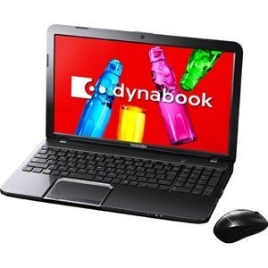 B#【中古】東芝 dynabook PT55247FBFB Office 15.6型 T552/47FB