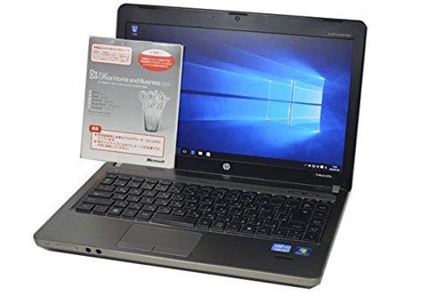 B#【中古】ノートパソコン 【Microsoft Office インストール済み】 HP ProBook 4430s CPU:Core i3-2350M 2.30GHz メモリ:4…