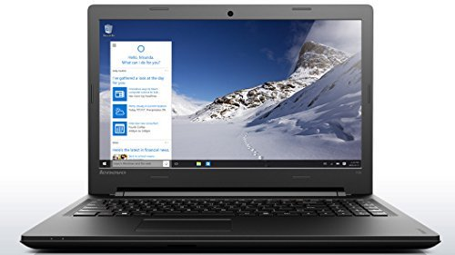 B#【中古】レノボ 15.6型 ノートパソコン IdeaPad 100 【 キングソフトオフィス2016 / Celeron / windows 10 Home 64bit / 2GB / 5…