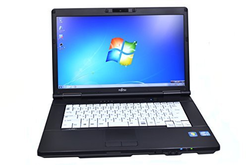 B#【中古】SSD搭載 15.6型HD+ ノートパソコン 富士通 LIFEBOOK A572/F Core i3 3110M(2.40GHz) メモリ4G マルチ 無線 USB3…