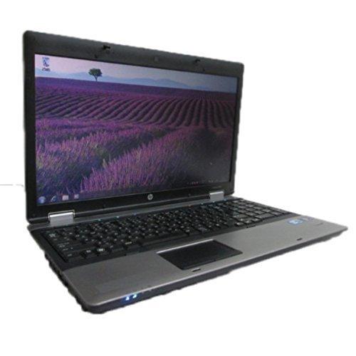 B#【中古】【パソコン ノートパソコン】テンキー付き HP ProBook 6550b/Win7搭載/OFFICE付き/無線&DVD再生…