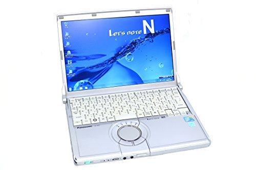 B#【中古】軽量モバイルノートパソコン Panasonic レッツノート CF-N9 Core i5 520M(2.40GHz) メモリ2G HDD250G 無線LAN Windows7 64b…