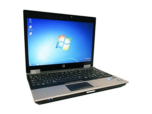 B#【中古】【パソコン ノートパソコン】【Core i7搭載】HP EliteBook 2540p/Win7搭載/OFFICE付き/Webカメラ&DVD再生OK&…