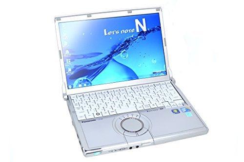 B#【中古】軽量モバイルノートパソコン Panasonic レッツノート CF-N9 Core i5 560M(2.66GHz) メモリ4G HDD250G 無線LAN Windows7 64b…
