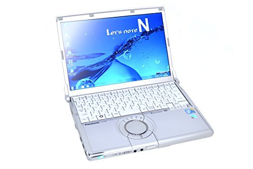 B#【中古】訳あり 軽量モバイルノートパソコン Panasonic レッツノート CF-N9 Core i5 (2.66GHz) メモリ4G HDD250G 無線LAN Windows7 64b…