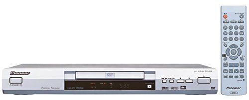 M#【中古】Pioneer DVDプレーヤー シルバー DV-464-S