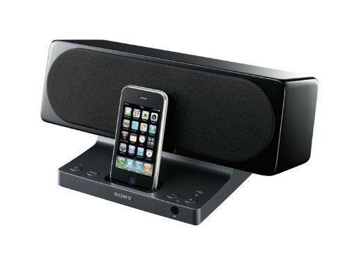M#【中古】SONY iPod/iPhone用ドックスピーカー SRS-GU10IP