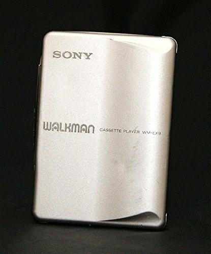 M#【中古】SONY ソニー WM-EX9 (S)シルバー ポータブルカセットプレーヤー 再生専用機 (カセットウォークマ…