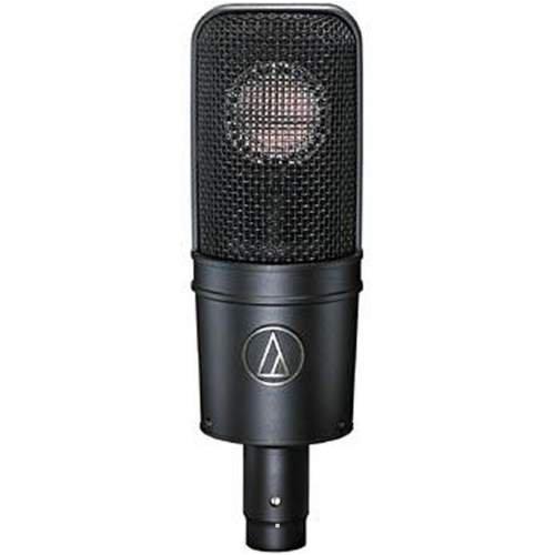 M#【中古】audio-technica サイドアドレスマイクロフォン AT4040
