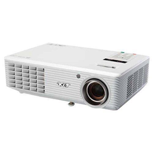 E#【中古】Acer DLPホームシアタープロジェクター (720p/2500lm/2.2kg/Blu-ray 3D&NVIDIA 3D対応) H5360…