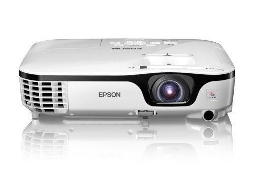 E#【中古】EPSON プロジェクター EB-W12 2,800lm WXGA 2.3kg