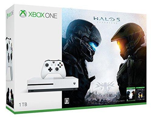 E#【中古】Xbox One S 1TB Halo Collection 同梱版 (234-00062)
