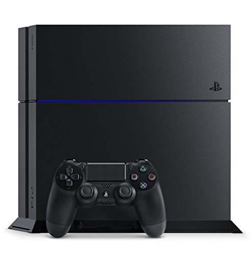 E#【中古】PlayStation 4 ジェット・ブラック (CUH-1200AB01)