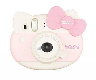 【新品】FUJIFILM インスタントカメラ チェキ instax mini ハローキティ INS MINI KIT CAMERA PK