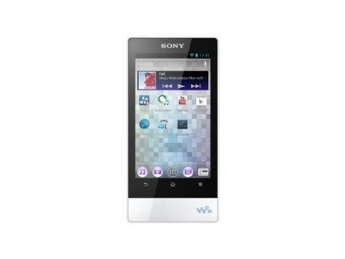 E#【中古】SONY ウォークマン Fシリーズ 32GB ホワイト NW-F806/W