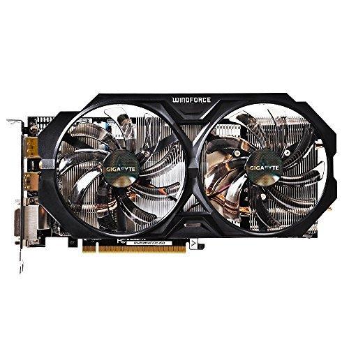 E#【中古】GIGABYTE ビデオカード Radeon R9 285搭載 オーバークロックモデル GV-R9285WF2OC-2GD