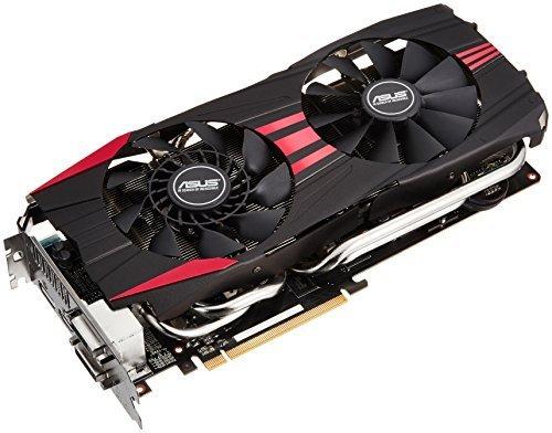 E#【中古】ASUS AMD Radeon R9 280 GPU 搭載グラフィックカード R9280-DC2T-3GD5 【PCI-Express3.0】