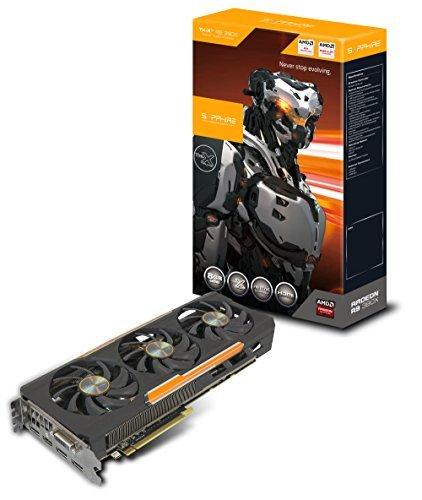 E#【中古】Sapphire R9 390X 8G GDDR5 PCI-E DD/H/3DP TRI-X グラフィックスボード VD5752 SA-R9390X-8GD5R…