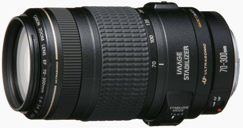 E#【中古】Canon 望遠ズームレンズ EF70-300mm F4-5.6 IS USM フルサイズ対応