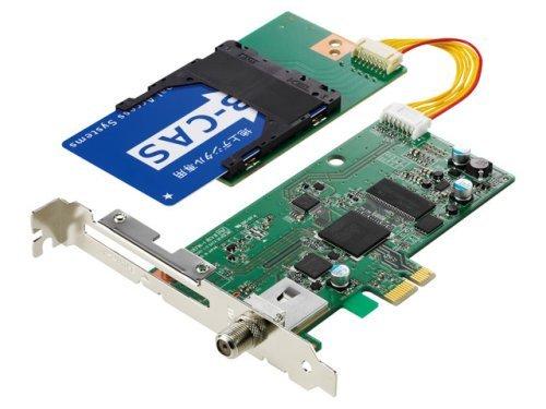 E#【中古】I-O DATA PCI Express x1対応 地上デジタル対応TVキャプチャボード GV-MVP/HS