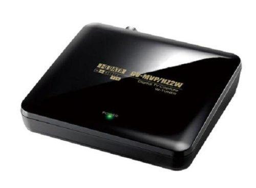 E#【中古】I-O DATA 地上デジタル対応TVキャプチャBOX USB Wチューナー GV-MVP/HZ2W