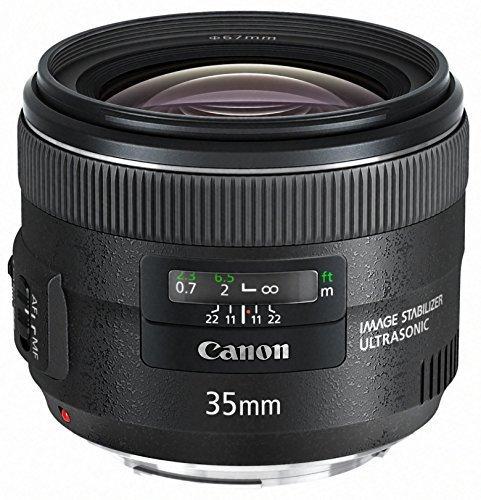 E#【中古】Canon 単焦点レンズ EF35mm F2 IS USM フルサイズ対応