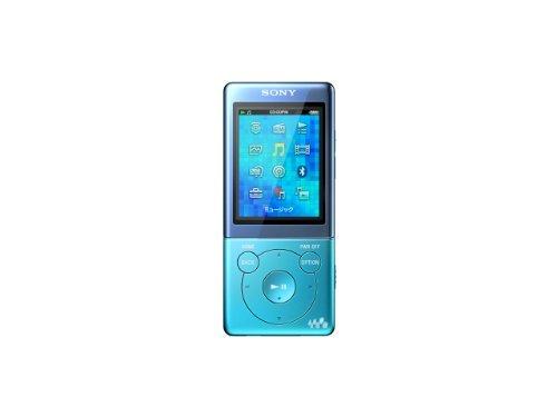 E#【中古】SONY ウォークマン Sシリーズ 8GB ブルー NW-S774/L